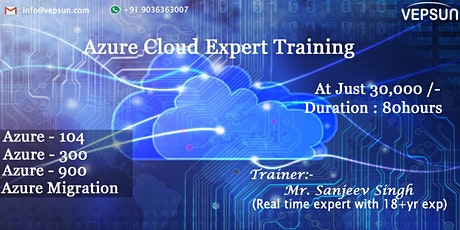 Azure Cloud Expert Training entradas