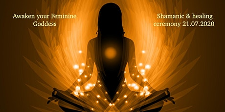 Sacred Women's Healing Circle online - awaken your feminine goddess tickets