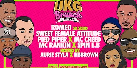 UKG Brunch - Leeds tickets