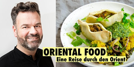 ORIENTAL FOOD - MEZZE mit Roman Witt Tickets