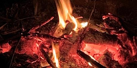 Het huis van Mihr organiseert: Begeleid mediteren rond het vuur tickets