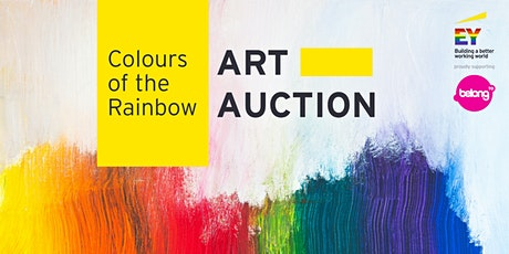 Colours of the Rainbow Art Auction tickets