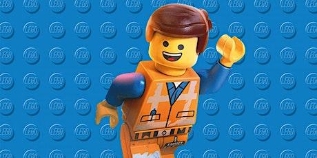 Toyworld Bayfair School Holiday LEGO Building tickets