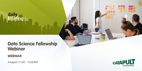 Data Science Fellowship Webinar tickets