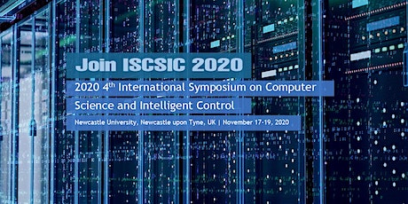 International Symposium on Computer Science and Intelligent Control(ISCSIC tickets
