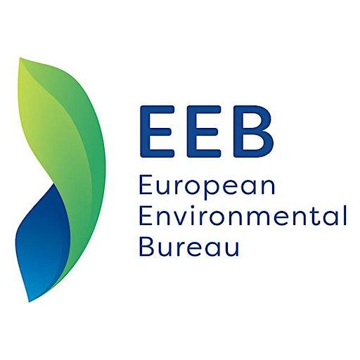 The European Environmental Bureau (EEB) logo