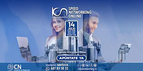 SPEED NETWORKING. Multiplica tu Red de Contactos. 14Jul entradas
