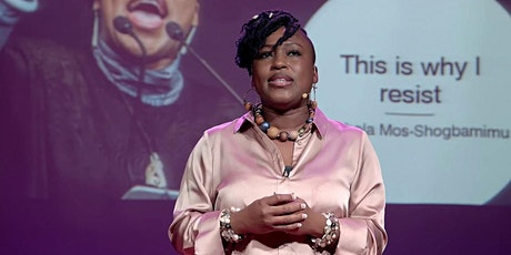 Dr Shola Mos-Shogbamimu: Promoting and leading inclusivity in the workplace tickets