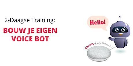 2-Daagse Training: Bouw je eigen Voice Bot biglietti