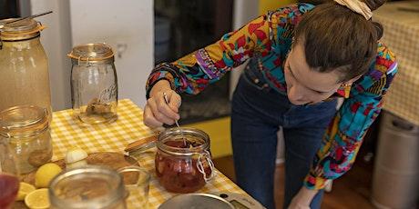 Atelier Polyfermenté : Kéfir de fruit billets