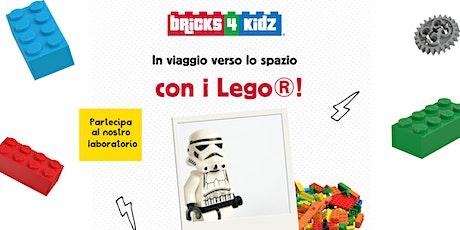 Lego® virtual Lab - In viaggio verso lo spazio biglietti