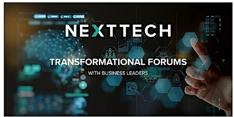 Nexttech Transformation Forum powered by BBG tickets