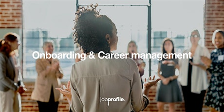 Onboarding & Career Management. tickets