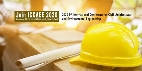 Conference on Civil, Architectural and Environmental Engineering(ICCAEE 202 tickets