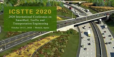 Conference on SmartRail, Traffic and Transportation Engineering(ICSTTE 2020 tickets