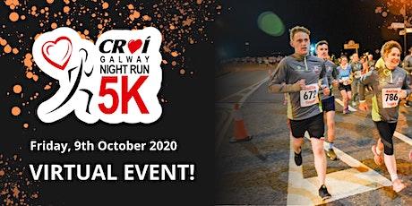 6th Annual Croí Night Run tickets
