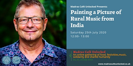 Painting a Picture of Rural Music from India tickets