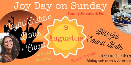 Joy Day on Sunday 9/08! Joyful Ecstatic Dance & Blissful Sounds tickets