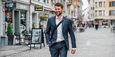 Wahlkampfauftakt Urs Hofer Tickets