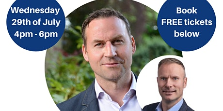 Online Networking Webinar with  Colin Maclachlan and Sean Molino tickets