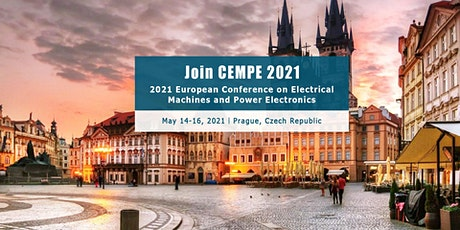 Conference on Electrical Machines and Power Electronics (CEMPE 2021) tickets