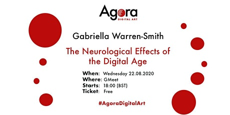 The Neurological Effects of the Digital Age tickets