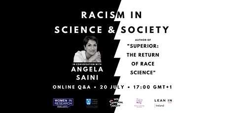 Racism in Science and Society tickets
