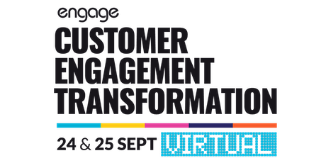 2020 Virtual Customer Engagement Transformation Conference tickets