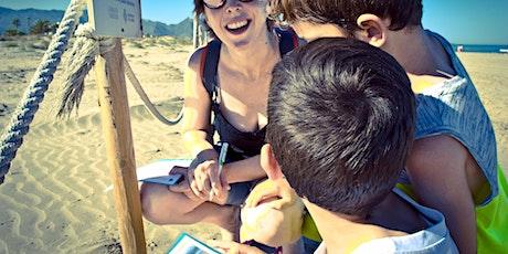 """Yincana o Geocaching. """"La biodiversidad en nuestras playas"""" entradas"""