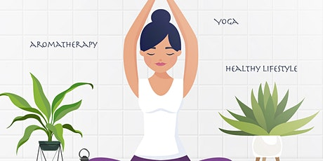 Aromatherapy Yoga tickets