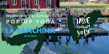 Pop-up Yoga /// La Banchina tickets