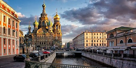 Online: The Art and Architecture of St. Petersburg tickets