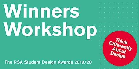 Winners Workshop tickets