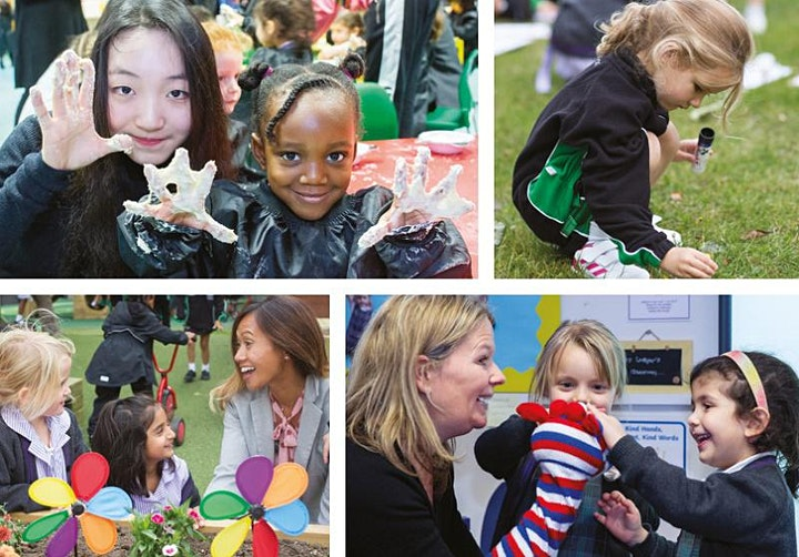 Nursery and Reception Open Morning:  Thursday 11 March 2021 image