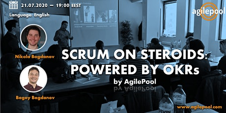 Scrum on Steroids: Powered by OKRs entradas
