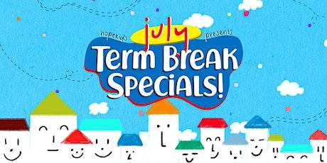 July Term Break Special! tickets