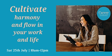Work-Life Balance Workshop for Women tickets