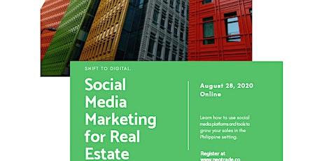 Social Media Marketing for Real Estate tickets