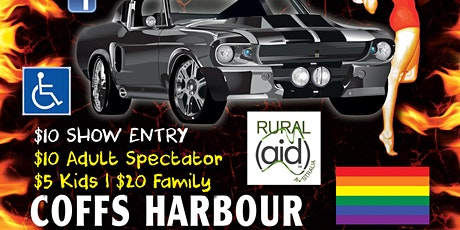 Hot Rod's For The Homeless Coffs Harbour tickets