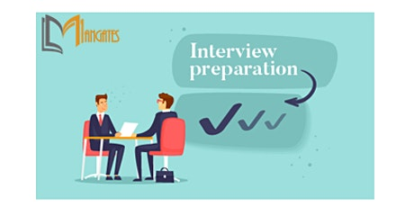 Preparing for Job Interviews 1 Day Virtual Live Training in Toronto tickets