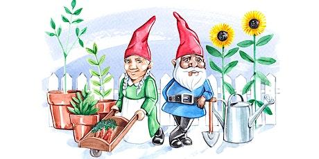 Gnome House Garden Volunteering tickets