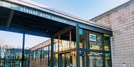 Visit 20-21 Visual Arts Centre (Shielded visitors only) tickets