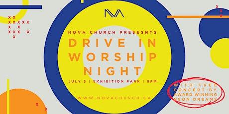 Drive In Worship Night | Nova Church tickets