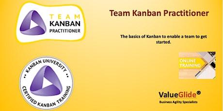 Team Kanban Practitioner - July 18 - VIRTUAL Tickets
