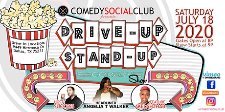 Comedy Social'ly Distant Club Presents: Angelia T Walker tickets