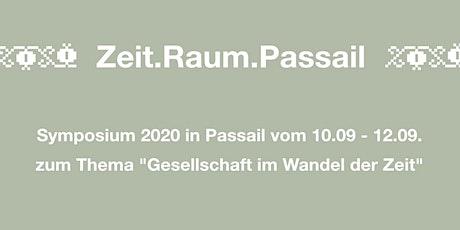 Symposium - Gesellschaft im Wandel der Zeit Tickets