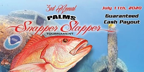 Snapper Slapper 2020 - Palms Fish Camp tickets
