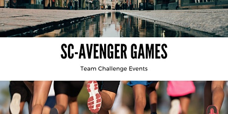 SC-Avenger Games - July. A fun but competitive team challenge event tickets
