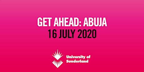 Get Ahead Abuja tickets