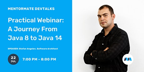 Practical Webinar: A Journey From Java 8 to Java 14 Tickets